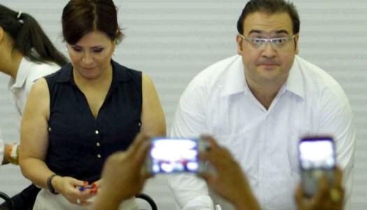 Duarte y Robles compartían empresas fantasmas para desviar millones