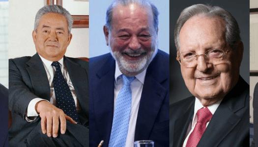 """Estos son los 5 multimillonarios """"damnificados"""" por la cancelación del NAIM"""