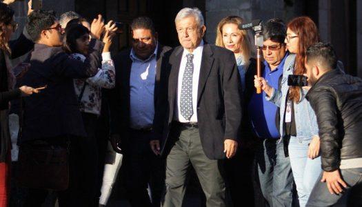 AMLO alerta que corruptos quieren frenar la #ConsultaNAIM