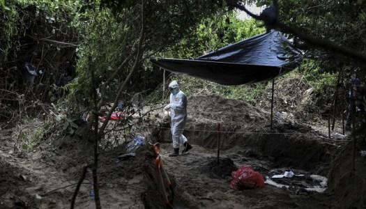 México está lleno de fosas clandestinas: suman más de 621
