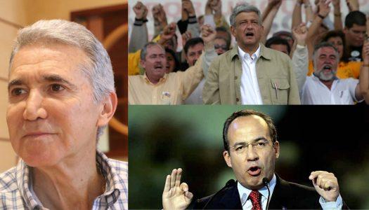 Madrazo revela que AMLO ganó en 2006 pero Calderón hizo fraude