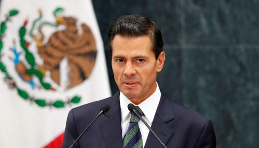 Peña Nieto se va rechazado por el 76 por ciento de los mexicanos