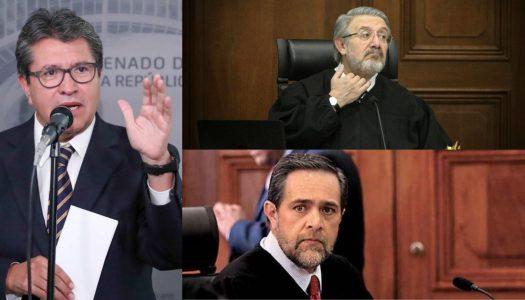 Morena va en el Senado contra nepotismo en el Poder Judicial