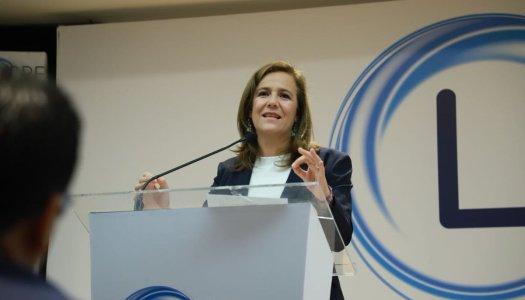 Tribunal Electoral perdona multa a Margarita Zavala