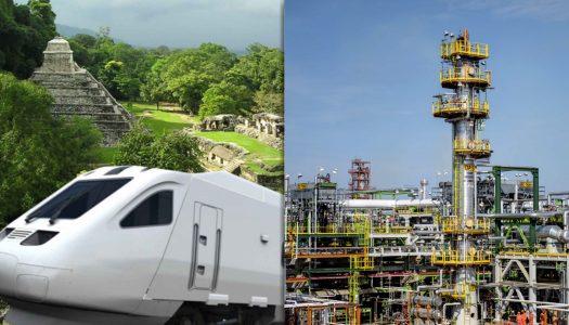 Tren maya y refinerías también van a consulta ciudadana