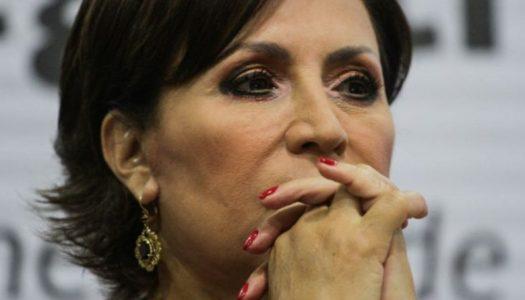 Gobierno de AMLO congela cuentas bancarias de Rosario Robles