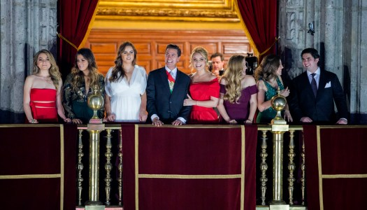Se acabó: Peña Nieto y su familia abandonan Los Pinos