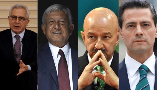 Estos son los motivos por lo que AMLO encarcelaría a los ex presidentes