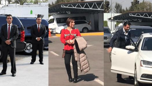 El gabinete de Peña Nieto dice adiós a escoltas del Estado Mayor