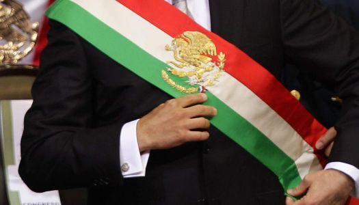 Diputados aprueban cambiar el orden de los colores en la Banda Presidencial