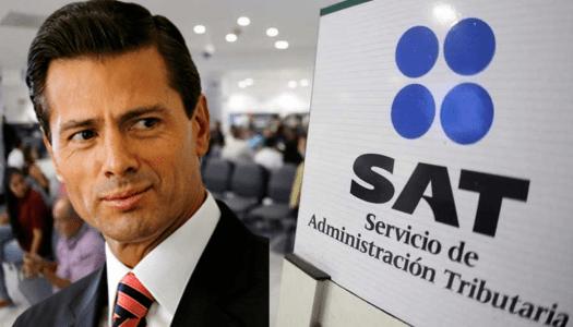 SAT de EPN cometió errores que le costaron al pueblo millones de pesos