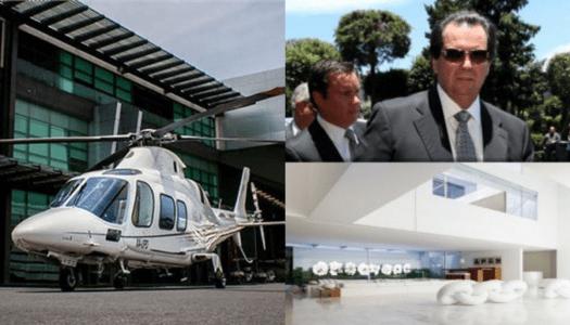 Helicóptero en el que murieron Moreno Valle y Alonso perteneció al dueño de la Casa Blanca