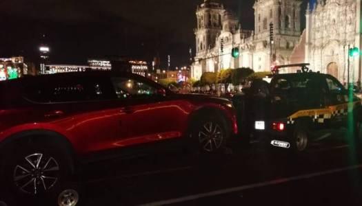 Nadie por encima de la ley: multan a diputados de Morena