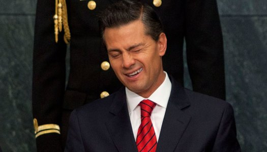 Antes de irse, Peña Nieto regresó a los narcos su dinero