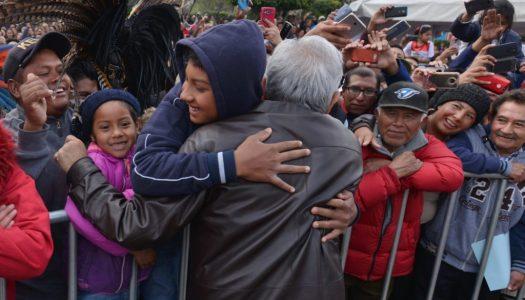 Mexicanos respaldan el plan de AMLO contra el huachicoleo