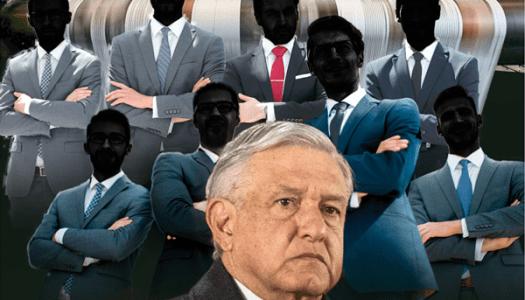Empresarios del norte de México forman frente anti AMLO