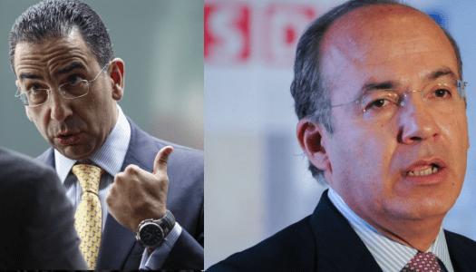 """Lozano defiende a Calderón: ya quisiera AMLO tener la 4ª parte de """"la honestidad"""" de él"""