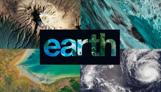 El libro de la NASA que fotografía la tierra desde el espacio