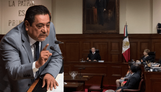 Desaparecer la Corte si ministros no se bajan el sueldo, propone Salgado Macedonio