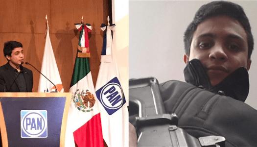 Lorent Saleh, el activista venezolano del PAN acusado de terrorismo