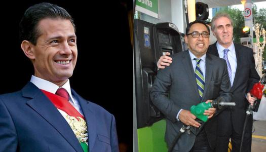 Con EPN en el poder, empresarios y criminales se enriquecieron con las gasolinerías