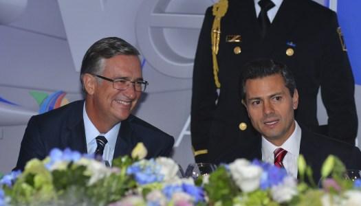 EPN patrocinó con 8 mil millones la falsa filantropía de los empresarios