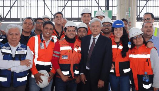 Creación de empleo en primer trimestre de AMLO, el mayor en 10 años