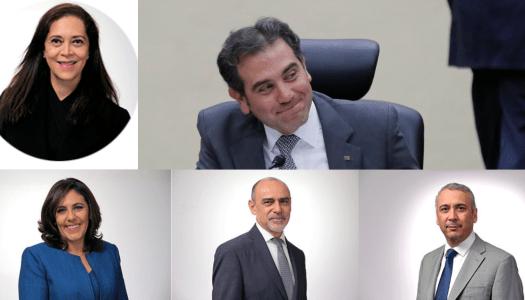 Lo logran: consejeros del INE no se bajan sueldo; ganan más que AMLO
