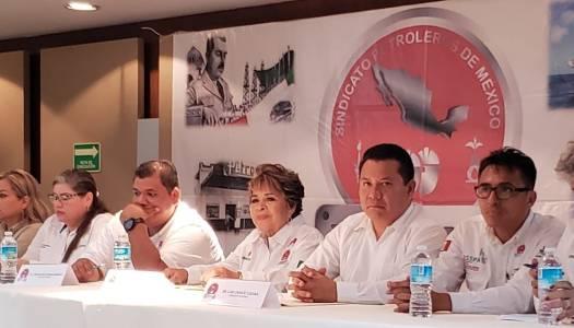 Sindicato Petromex ya tiene su registro oficial y va tras Romero Deschamps