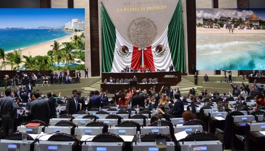 Diputados aprueban ley que prohibe las playas privadas en México