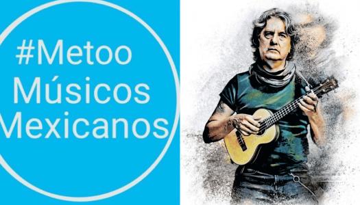 Termina movimiento #MeTooMusicosMexicanos tras suicidio de Armando Vega Gil