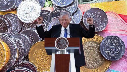 Con AMLO, el peso es la mejor moneda de América Latina
