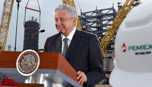 ¿Te gustaría trabajar en la construcción de la refinería de Dos Bocas? aquí te decimos cómo hacerle