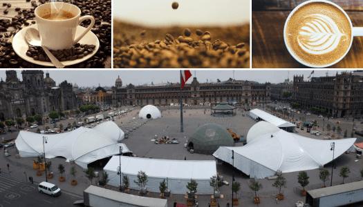 ¿Eres amante del café? ¡No te pierdas este evento gratuito en el Zócalo!
