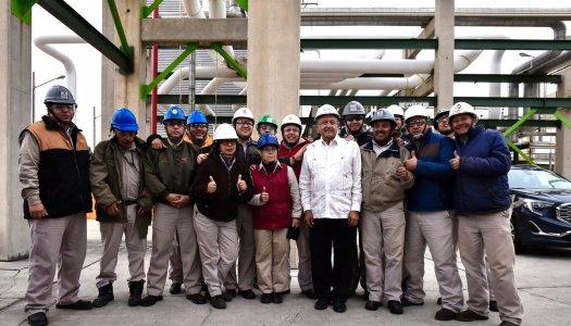 """Ante críticas por refinería, AMLO pide una oportunidad; los anteriores Presidentes """"arruinaron al país"""""""