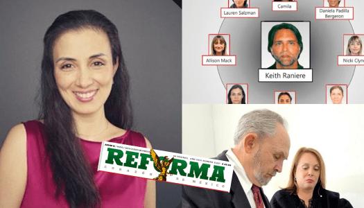 Revelan atrocidades cometidas en Nxivm por hija del dueño de Reforma