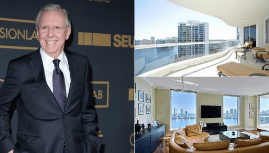 López Dóriga tiene departamento en Miami con valor de más de 50 mdp