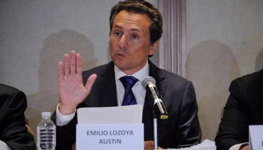 Juez protege a Lozoya, quien sigue escondido y amenaza con involucrar a EPN en el caso