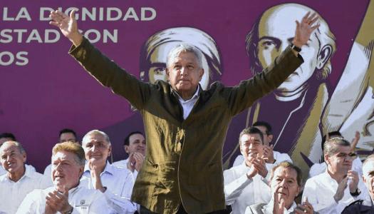 AMLO agradece a mexicanos que no titubearon y defendieron el país ante Trump