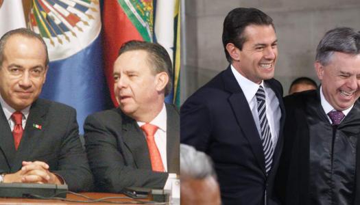 Calderón y EPN volvieron millonario a Medina Mora; le dieron 102 millones a su empresa