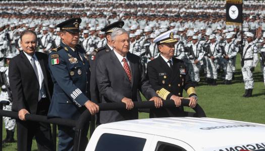 Con AMLO disminuye percepción de inseguridad de los mexicanos