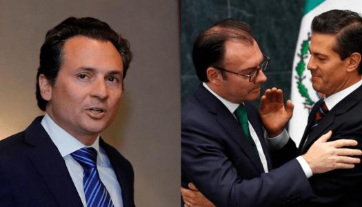 Lozoya se siente traicionado por EPN y Videgaray; FGR ya lo persigue por Odebrecht