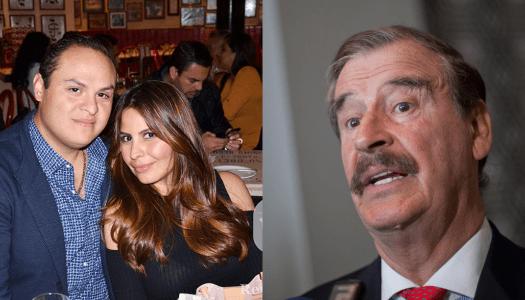 Hijo de Vicente Fox tampoco paga sus impuestos