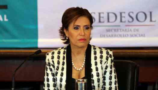 """Rosario Robles se victimiza: afirma que están violando sus """"derechos"""""""