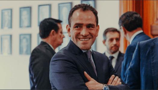 Arturo Herrera, el flamante secretario con aspiraciones de gobernador