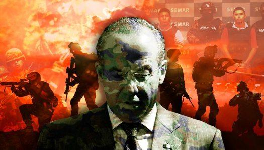 Con Calderón hubo 68 masacres pero los medios sólo cubrieron la mitad