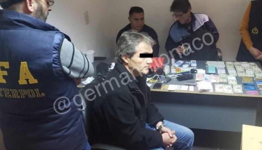 Detienen a Carlos Ahumada en Argentina; será extraditado a México