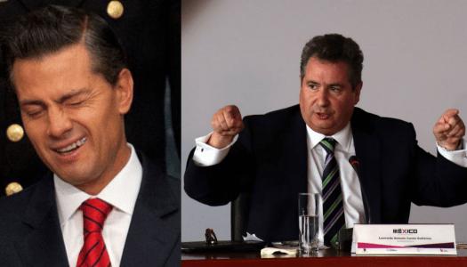 """Periodistas reconocen que con Peña Nieto los hostigaban para que le """"bajaran"""""""