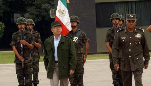 Calderón gastó lo decomisado a Zhenli en publicidad para su guerra contra el narco