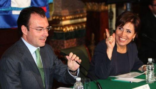 Van por 7 años de prisión para Robles y Videgaray